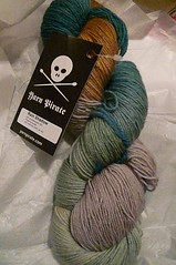 Yarn Pirate Rain Shadow Front