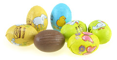 Laica Chocolate Eggs