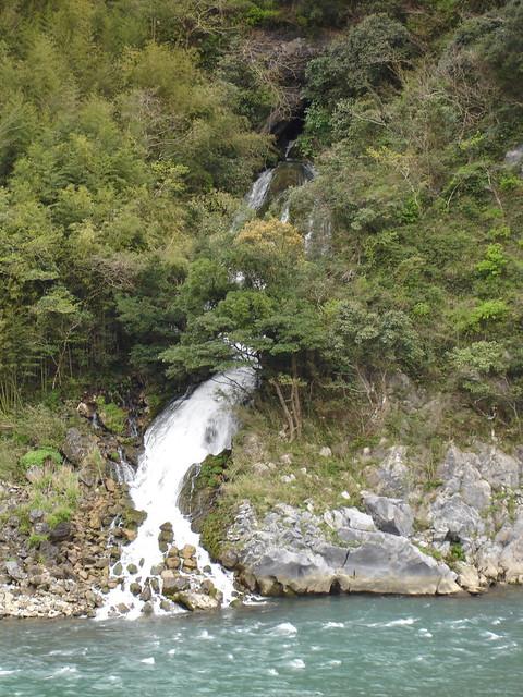 Kumamoto waterfall