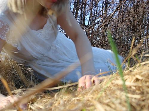 Lie in the grass 06