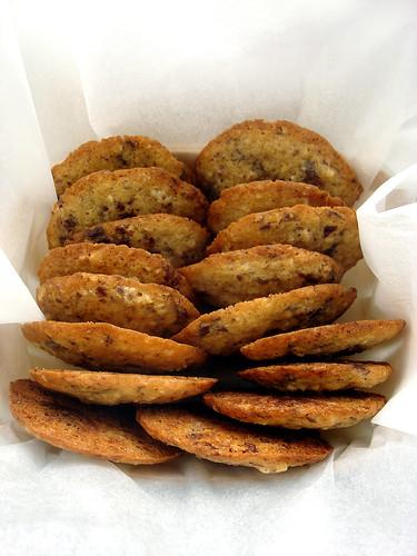 Baumnuss-Schokoladen-Cookies