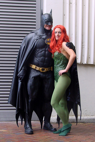 poison ivy batman costume. poison ivy pictures atman.