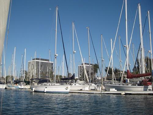 del marina sailing rey saiboat