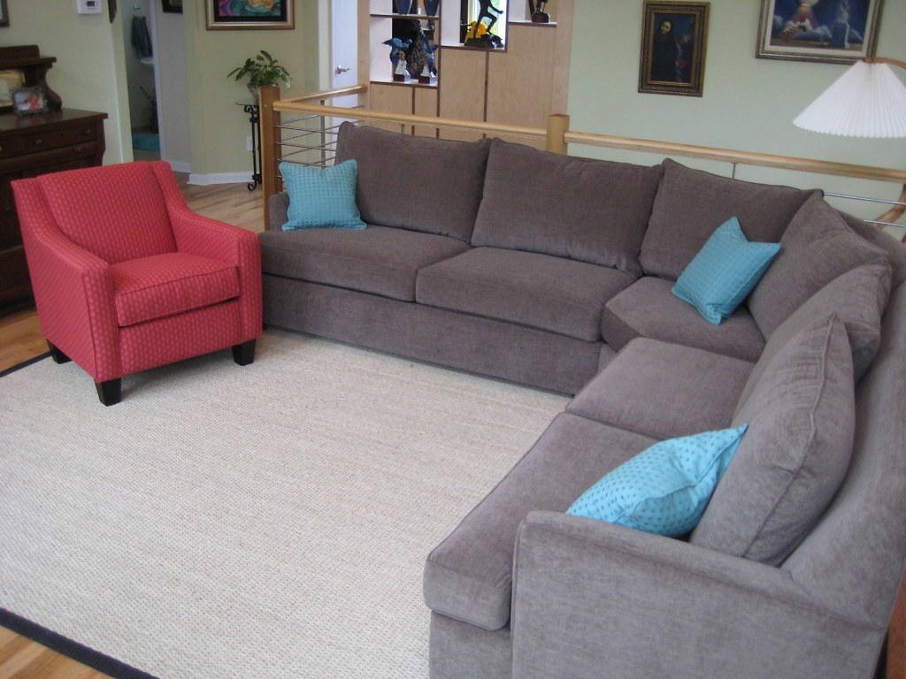 Sectional by Posh Living
