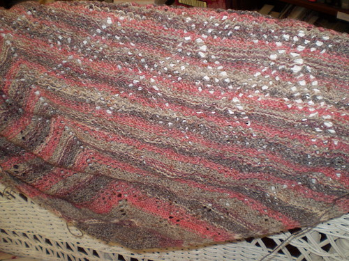 Mom's Prayer Shawl