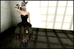 Fashion victim 63 (Ys Ah) Tags: secondlife shinythings freebies fashionsladdict