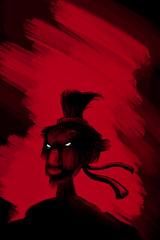 Samurai Guy (noelevz) Tags: digitalpainting ipodtouch