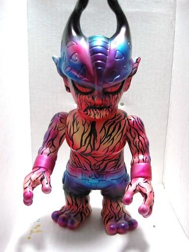 Custom RealXHead Mutant Evil