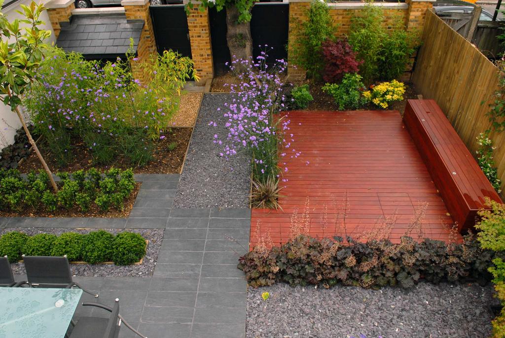 Famoso Idee Per Giardini Piccoli ~ Idea Creativa Della Casa e Dell  HQ14