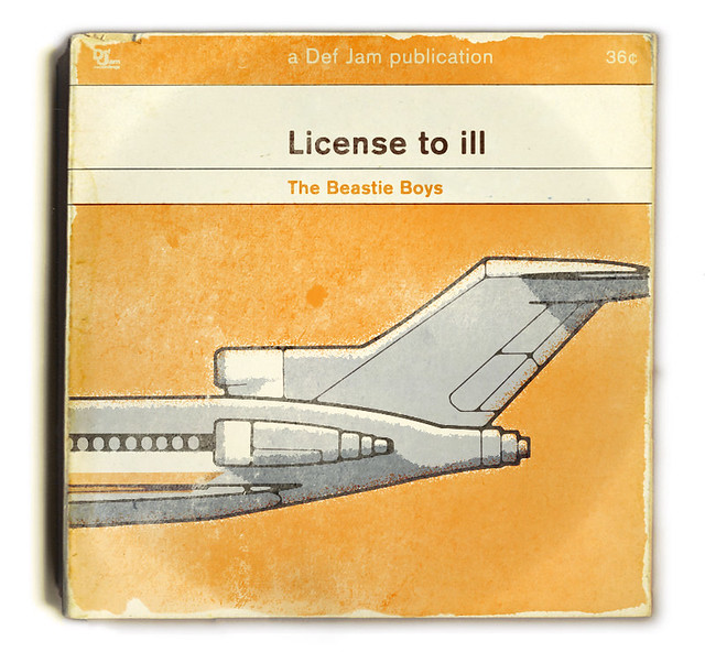 The Beastie Boys: License to Ill
