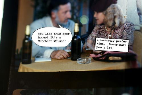 I prefer Wine