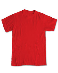 New Blank Front - Red (ir0cko) Tags: red front blank threadless onwhite tee