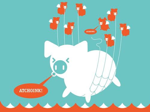 Fail Pig en twitter
