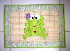 Jogo de Banheiro (ROTA da Arte) Tags: artesanato fuxico enfeites patchwork decorao cozinha bichinhos tecido bordado patchcolagem capaparagalodegua capaparagarrafatrmica bandparacortina