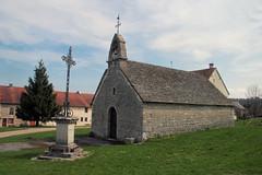 """Chapelle d'Uxelle """"Saint-Jean Porte Latine"""""""