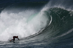 Setting up the barrel (Daniel Moreira) Tags: ocean sea portugal turn canon mar crazy surf daniel bottom von wave nike left 60 ericeira oceano rupp onda nicolau moreira 50d