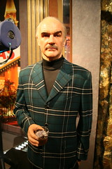 Sean Connery (cliff1066) Tags: lasvegas sean bond waxmuseum seanconnery 007 connery jamesbond madametussauds waxworks waxfigures