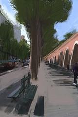 paris, daumesnil avenue