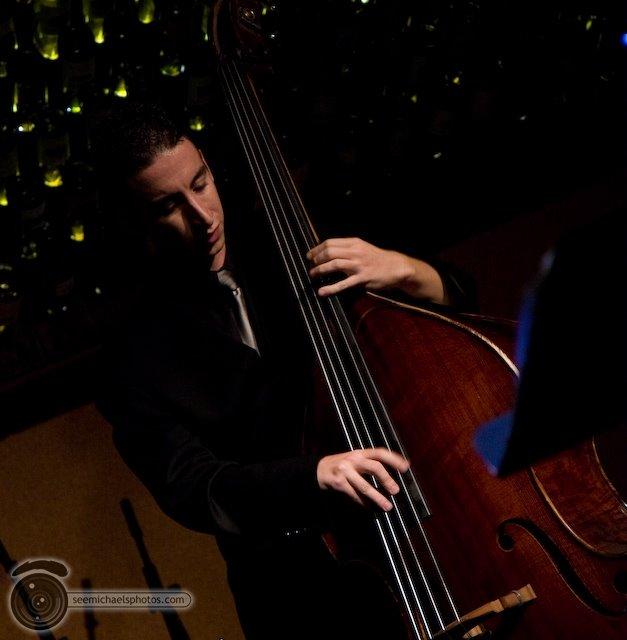 Gilbert Castellanos Quintet at Dizzy's 50209© Michael Klayman-013