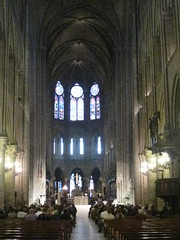 Notre Dame nave (avilasal) Tags: paris 365 twitter365
