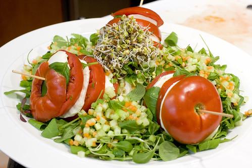 Tomato Mozzarella Salad 2