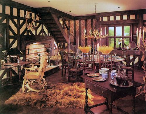 Tudor hunting folly