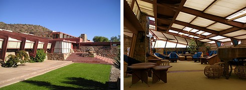 'Taliesin' de Frank Lloyd Wright