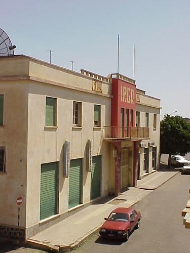IRGA, Asmara