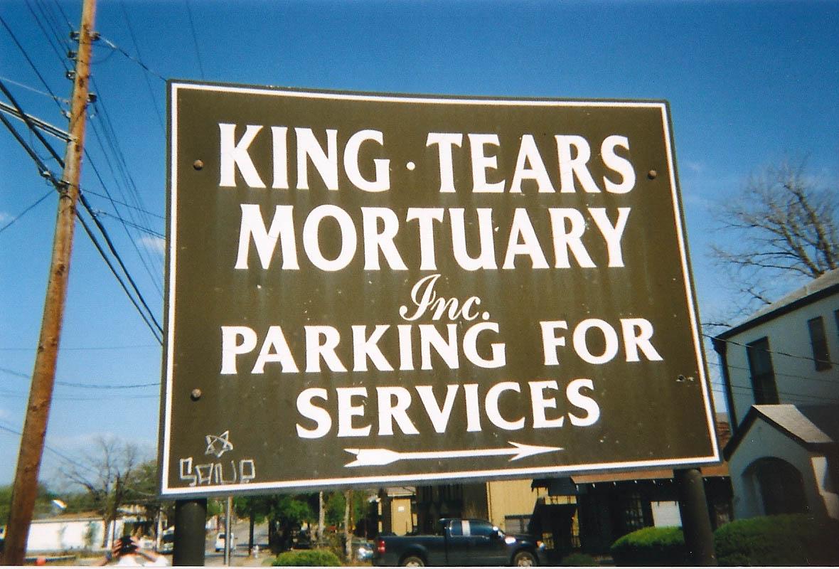 austin - king tears