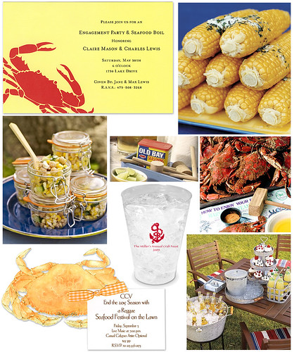 How to Host a Crab Feast