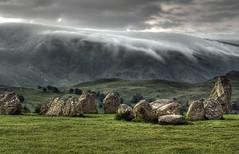 Dawn at the Stone Circle
