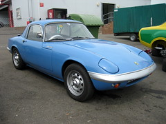Lotus Elan (ComfortablyNumb...) Tags: blue classic cars car lotus elan coupe lotuselan ecar