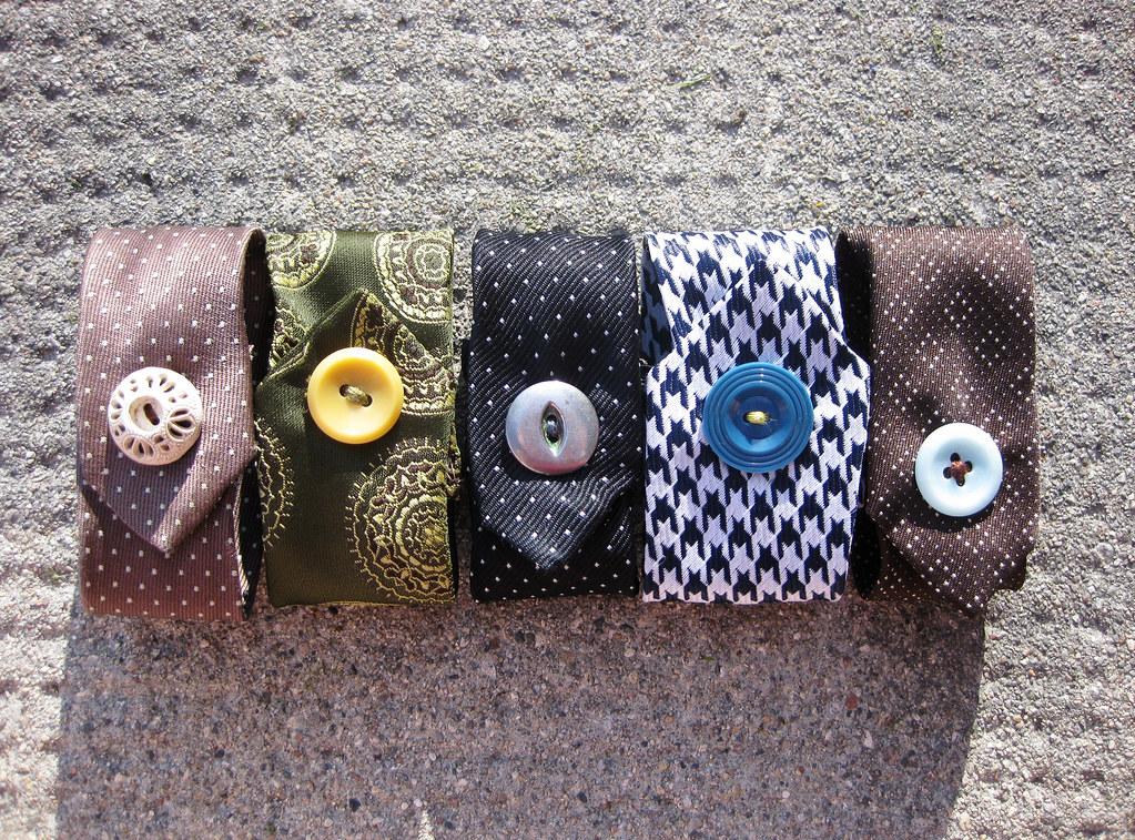 Tie Cuffs
