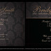 Bridget Smith business card