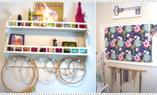 My craft room.