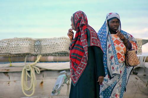 Kiwengwa women