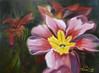 flower pink n yellow sm