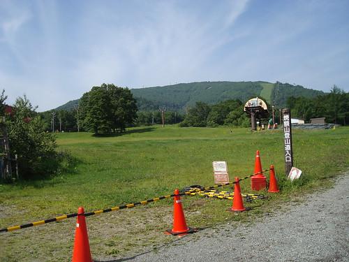 志賀高原トレラン50K 焼額山