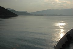 croatian ferry july 2009 183 (milolovitch69) Tags: sunset sea ferry dawn croatia adriatic ancona july2009