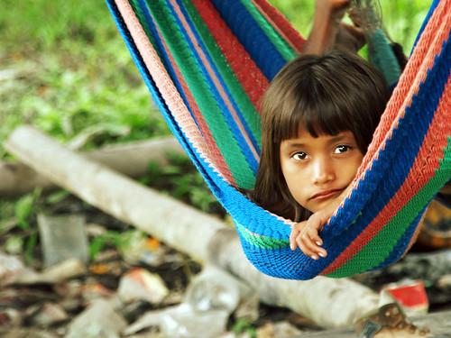 Inocencia en el Delta del Orinoco