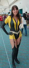 Comic Con 2009: Silk Spectre II (earthdog) Tags: 1025fav d50 movie costume nikon sandiego cosplay nikond50 dccomics watchmen comiccon 2009 moviecostume watchmencostume unknownlens sdcci watchmenmovie silkspectreii lauriejuspeczyk comiccon09 upcoming:event=958403 upcoming:event=1494437 uberfangirl flickr:user=uberfangirl