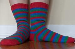 RGB socks