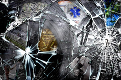 Shattered dreams (Explore) (Medicinemansam) Tags: music me broken glass photoshop real hope mirror lyrics smash sony creative dream clay dreams processing smashed alpha dslr shattered a200 fracture cracked americanidol fridays imagery clayaiken fli fractured therealme lyrical shattereddreams fridayslyricalimagery slc304