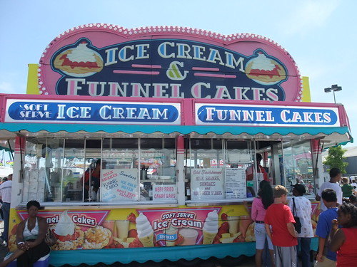 Funnel Cake Booth