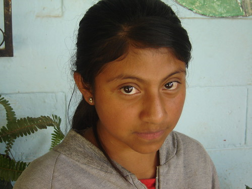 Yenifer is one of the thousands of children in Guatemala who have benefited from the McGovern-Dole Food for Education Program.