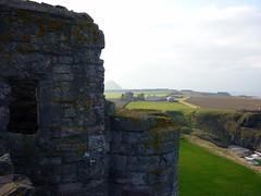 Escocia desde el castillo