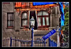 Donald Street (Geoff Trotter) Tags: old newzealand christchurch canon earthquake nz paintshoppro hdr chch photomatix 50d canterburynz 3exp canon50d worldhdr geofftrotter christchurchearthquake christchurchearthquake2011