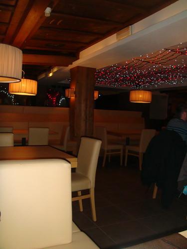 Vista de la Taverna