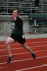Sprints man (jibitri) Tags: dvc norcalpreview tracknfield09
