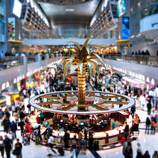 Dubai International Airport (Miniature)